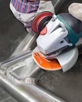 Flexible Abrasive Discs are non-loading on aluminum.