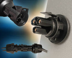 Panel Mount Electrical Connector carries IP68 rating.