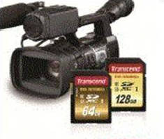 UHS-I Speed Class 3 Cards support 4K video capture.