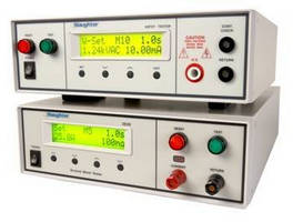 Electrical Safety Test Systems suit production, laboratory use.