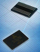 High-Speed CMOS SDRAMs come in TFBGA, TSOP II package options.