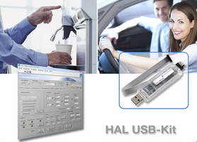 USB Kit facilitates programming of Hall-effect sensors.