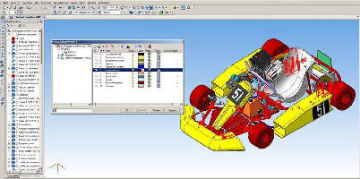 CAD Software supports 3D and 2D design processes.