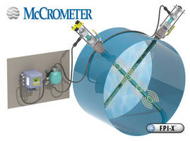 Magnetic Flowmeter measures accurately despite flow disturbances.
