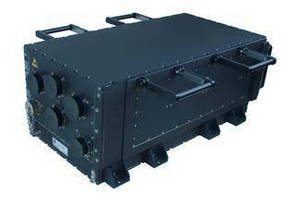 Integrated HPEC Rugged Subsystem operates in harsh environments.
