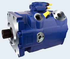 High-Pressure Axial-Piston Pump comes in SAE version.