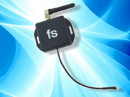 RFID Temperature Sensor Tag features battery-free design.