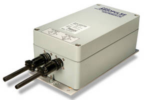 Railway-Grade DC/DC Converters are watertight and dustproof.