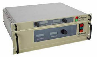 Power Supplies serve electron-beam coating applications.