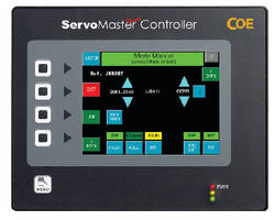 Touch Controller manages coil line automation functions.