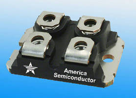 Power Modules suit high frequency and pulse-load applications.