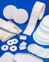 Die Cut Membranes suit venting and filtration applications.