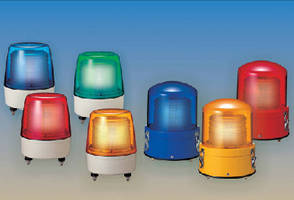 Flashing Dome LED Beacon Lights suit AC or DC applications.