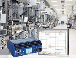 Data Acquisition System provides machine fault diagnostics.