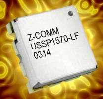 Compact L-band VCO features low phase noise.