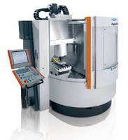 High-Speed Milling Machine  supports mold and die work.