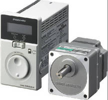 Brushless DC Motor and Driver offers 80-4,000 rpm speed range.