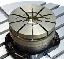 Diaphragm Clamping System is designed for small parts.