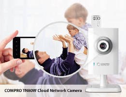 Cloud Network Camera provides 720P HD resolution.