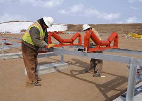Overland Conveyor targets dry bulk material handlers.