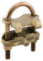 Ground Clamps are designed to meet electrical industry demands.