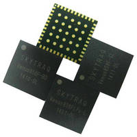 Programmable GNSS Receiver Modules measure 10 x 10 x 1.3 mm.