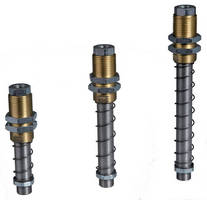 Heavy-Duty Spring Plungers optimize positioning accuracy.