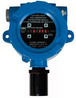 H2S Gas Detector features intelligent, solid state design.