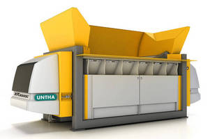 Solid Waste Shredder is built for optimal operational efficiency.