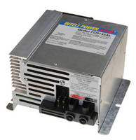 Li-Ion Battery Converter/Charger maintains proper charge level.