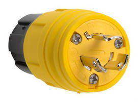 Plugs, Connectors, Receptacles suit wet/corrosive environments.