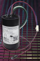 Surge Protector incorporates end-of-life indication.