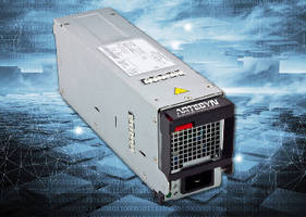 Front End Switching Power Supply provides Titanium efficiency.
