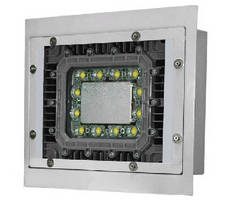 Explosion Proof LED Light Fixture offers recessed mounting.