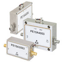 Broadband Amplifiers suit applications from 2-18 GHz.
