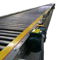 Conveyor accommodates needs of diverse industries.