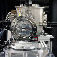 SXR and EUV Off-Plane Spectrometer works under vacuum.