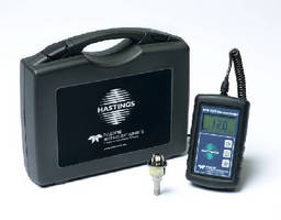 Digital Vacuum Gauge features battery-operated design.
