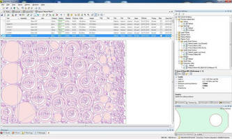 CAD/CAM Programming and Nesting Software streamlines workflow.