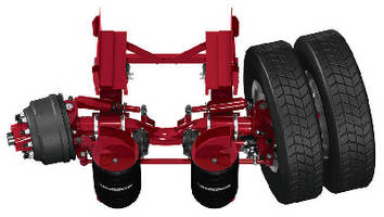 Lift Axles suit non-steer and steerable applications.