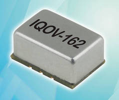Miniature OCXO delivers ±5 ppb stability.