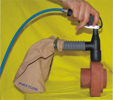 Blind Hole Cleaning System helps keep workers safe.