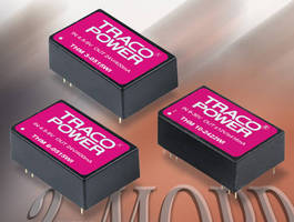 DC/DC Converters meet medical safety standards.