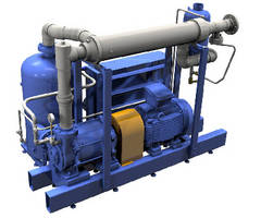 Liquid Ring Vacuum Pump Systems offer 200-1300 cfm capacity.