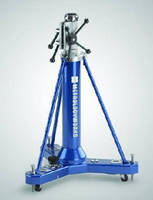 Heavy-Duty Metrology Stand features upgradeable design.