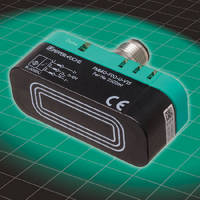 Linear Inductive Sensors offer 40 mm distance measurement.