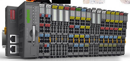 High-Density I/O System withstands extreme environments.