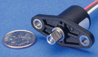 Non-Contact Angle Sensors have compact design.