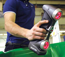 Portable Metrology-Grade Laser Scanners combine speed, accuracy.