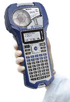 Handheld Label Printer targets laboratory applications.